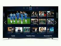 Used Samsung 40F8000 FULL HD, SMART 3D TV.