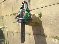 PETROL CHAINSAW WITH 16INCH BAR\CHAIN NEARLY NEW £60