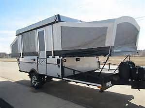 wanted tent trailer with toy hauler