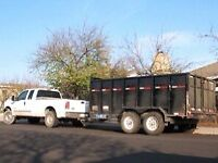 Junk removal and bin rental services