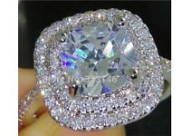 An exquisite peice of jewellery 18k ring