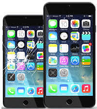 iPad iPod iPhone 4 4S 5 5C 5S 6 Plus 6S LCD Glass Repair Service