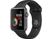 NEW factory sealed Apple Watch series 2 42mm Space Grey