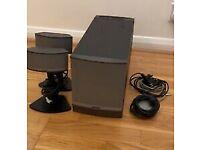 Bose Companion 5 2.1 Speaker System