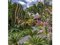 RHS Chelsea Flower Show Tickets - Saturday 26th May