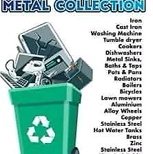 Rubbish and scrap metal collection