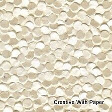5 X A4 EMBOSSED PEBBLE PAPER
