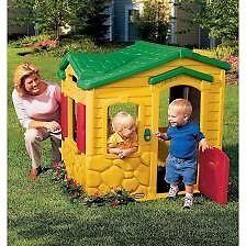 Little tikes magic doorbell playhouse like new