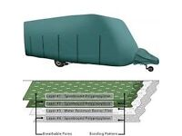Caravan cover NEW. 4.1 to 5m