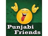Punjabi speaking friends