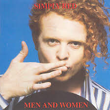 Simply Red-Men and Women LP