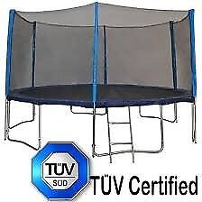Giant quality 15ft Jumpking Trampoline £100 with safety surround.