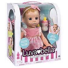 Luva 💜 Bella dollys