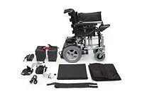 Like new drive cirrus electric wheelchair