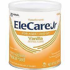 Elecare Vanilla Formula Ebay