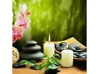 Swedish deep tissue body massage