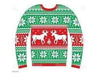 Wanted - Christmas jumpers and festive clothing items