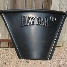 WANTED hay bar