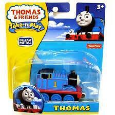 "Thomas & Friends ""Take-N-Play"" Train Toys-NEW MODELS ADDED !"