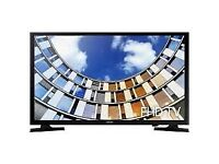 """Samsung 49""""hd led with FREEVIEW in box new"""