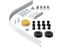 shower tray riser kit