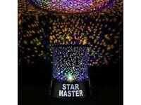 Star Master Night Light