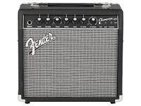 Fender 20 watt guitar amp new
