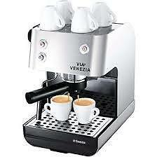 Machine à espresso Saeco RI9367/47 VIA VENEZIA