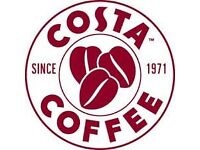 Bar Staff/Waiters And Costa Baristas Wanted