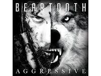 1 x Beartooth gig