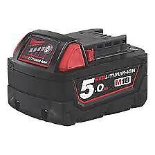 New Milwaukee battery