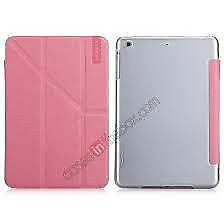 Smart Cover for IPad - Pink