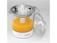 Kenwood JE280 Citrus Fruit Press Juicer Juice Extractor 1Litre 40W