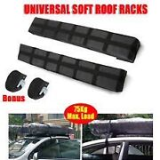 Universal soft roof racks Upper Mount Gravatt Brisbane South East Preview