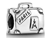 Luggage charm Pandora