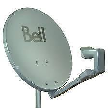 Weekly Promotion !  BELL DISH WITH one LNB,  $69.99 (was$120)