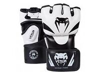 Venum Attack MMA Gloves - Large Skintex Leather no offers please