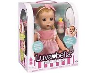 Luvabella Doll brand new in box.