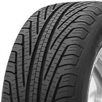 4 NEW MICHELIN HYDROEDGE TIRES P205/60R15