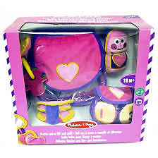 Pretty Purse Fill & Spill Soft Toys (Melissa & Doug)- New in Box Peterborough Peterborough Area image 2