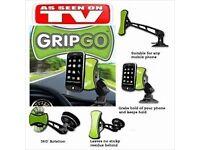 JML GriP&Go Phone/SatNav Holder