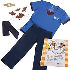WANTED -- Girl Guides Brownie Uniform