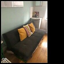 Great Condition Click Clack Easy Sofa Bed Muswell Hill Perfect For Spare Or Small Room