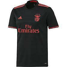 Benfica Away 16/17 Official Adidas Guedes, Luisao