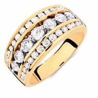 Amazing Ladies  1.5 TDW Diamond Band