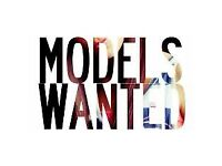 Female model required