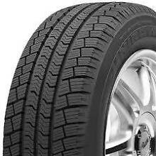 """2 x Used 15"""" Passenger Uniroyal 205/60R15 tyres, 75-85%, $45 e.a Canning Vale Canning Area Preview"""