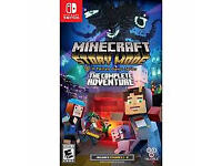 Nintendo Switch game Minecraft Story Mode for sale