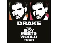 Drake February 5 General Admission- 3 Tickets