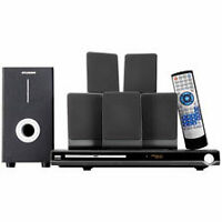 Sylvania 5.1 Channel Home Theater System